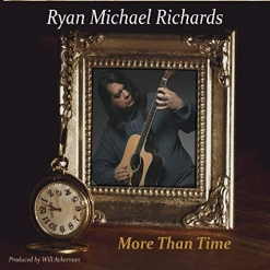 Cover image of the album More Than Time by Ryan Michael Richards