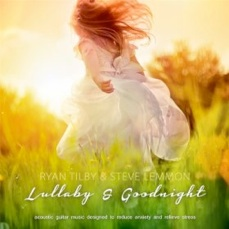 Cover image of the album Lullaby & Goodnight by Ryan Tilby