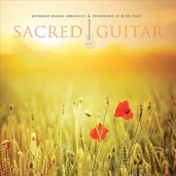 Cover image of the album Sacred Guitar by Ryan Tilby