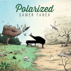 Cover image of the album Polarized by Samer Fanek