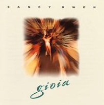 Cover image of the album Gioia by Sandy Owen