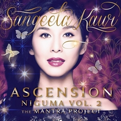 Cover image of the album Ascension - Niguma Vol. 2 by Sangeeta Kaur
