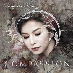 Cover image of the album Compassion by Sangeeta Kaur