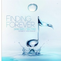 Cover image of the album Finding Forever by Sarah Dukes