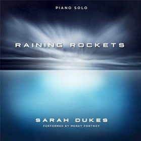 Cover image of the album Raining Rockets (single) by Sarah Dukes