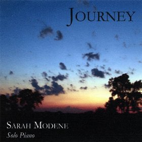 Cover image of the album Journey by Sarah Modene