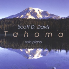 Cover image of the album Tahoma by Scott D. Davis