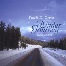 Cover image of the album Winter Journey by Scott D. Davis