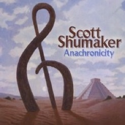Cover image of the album Anachronicity by Scott Shumaker