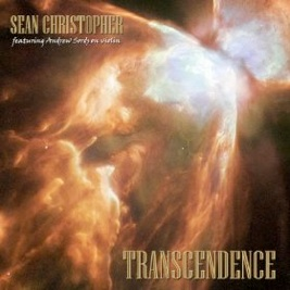 Cover image of the album Transcendence by Sean Christopher