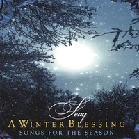 Cover image of the album A Winter Blessing by Seay
