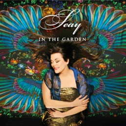 Cover image of the album In the Garden by Ricky Kej