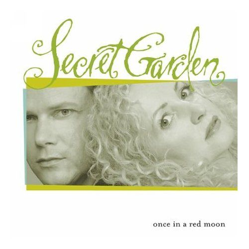 Cover image of the album Once in a Red Moon by Secret Garden