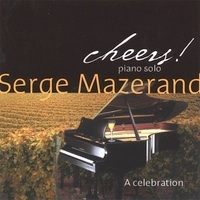 Cover image of the album Cheers! by Serge Mazerand