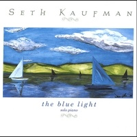 Cover image of the album The Blue Light by Seth Kaufman