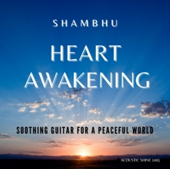 Cover image of the album Heart Awakening (single) by Shambhu