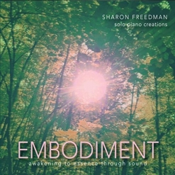 Cover image of the album Embodiment by Sharon Freedman