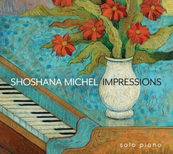 Cover image of the album Impressions by Shoshana Michel