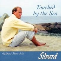 Cover image of the album Touched By the Sea by Silvard