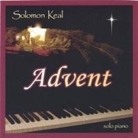 Cover image of the album Advent by Solomon Keal