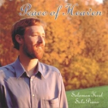 Cover image of the album Peace of Heaven by Solomon Keal