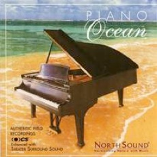 Cover image of the album Piano Ocean by Spencer Brewer