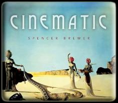 Cover image of the album Cinematic by Spencer Brewer