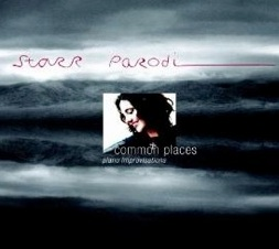 Cover image of the album Common Places by Starr Parodi