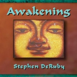 Cover image of the album Awakening by Stephen DeRuby