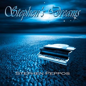 Cover image of the album Stephen's Dreams by Stephen Peppos