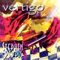 Cover image of the album Vertigo by Stephen Peppos