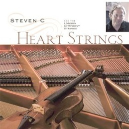 Cover image of the album Heart Strings by Steven C.
