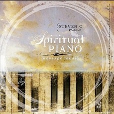 Cover image of the album Spiritual Piano: Message Music by Steven C.