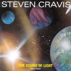 Cover image of the album The Sound of Light by Steven Cravis
