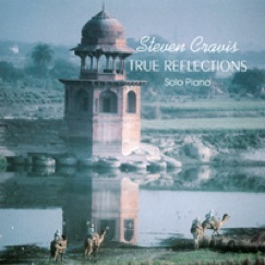 Cover image of the album True Reflections by Steven Cravis