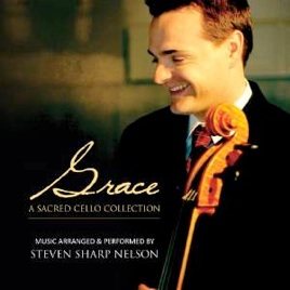 Cover image of the album Grace: A Sacred Cello Collection by Steven Sharp Nelson