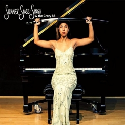 Cover image of the album Summer Swee-Singh & the Crazy 88 by Summer Swee-Singh