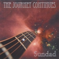 Cover image of the album The Journey Continues by Sundad