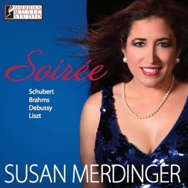 Cover image of the album Soiree by Susan Merdinger