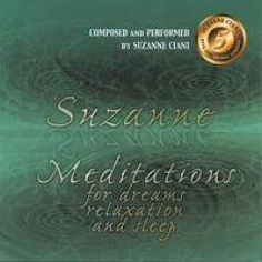 Cover image of the album Meditations: For Dreams, Relaxation, and Sleep by Suzanne Ciani