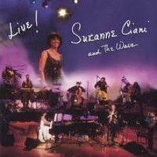 Cover image of the album Suzanne Ciani and The Wave: Live! by Suzanne Ciani