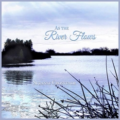 Cover image of the album As the River Flows (single) by Suzanne Grosvenor