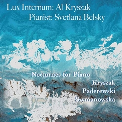 Cover image of the album Lux Internum by Svetlana Belsky