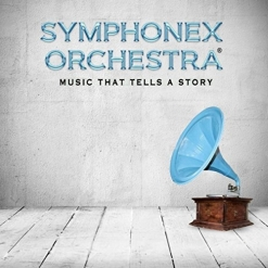 Cover image of the album Music That Tells a Story by Symphonex Orchestra