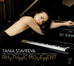 Cover image of the album Rhythmic Movement by Tania Stavreva