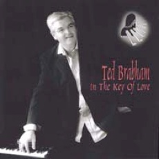 Cover image of the album In the Key of Love by Ted Brabham