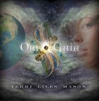 Cover image of the album Om Gaia by Terri Liles Mason