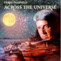 Cover image of the album Across the Universe by Terry Oldfield