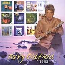Cover image of the album Reflections: The Best of Terry Oldfield 1985-95 by Terry Oldfield