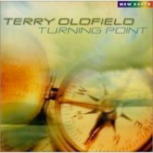 Cover image of the album Turning Point by Terry Oldfield
